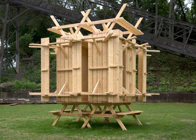 Michel de Broin | Tortoise Cube