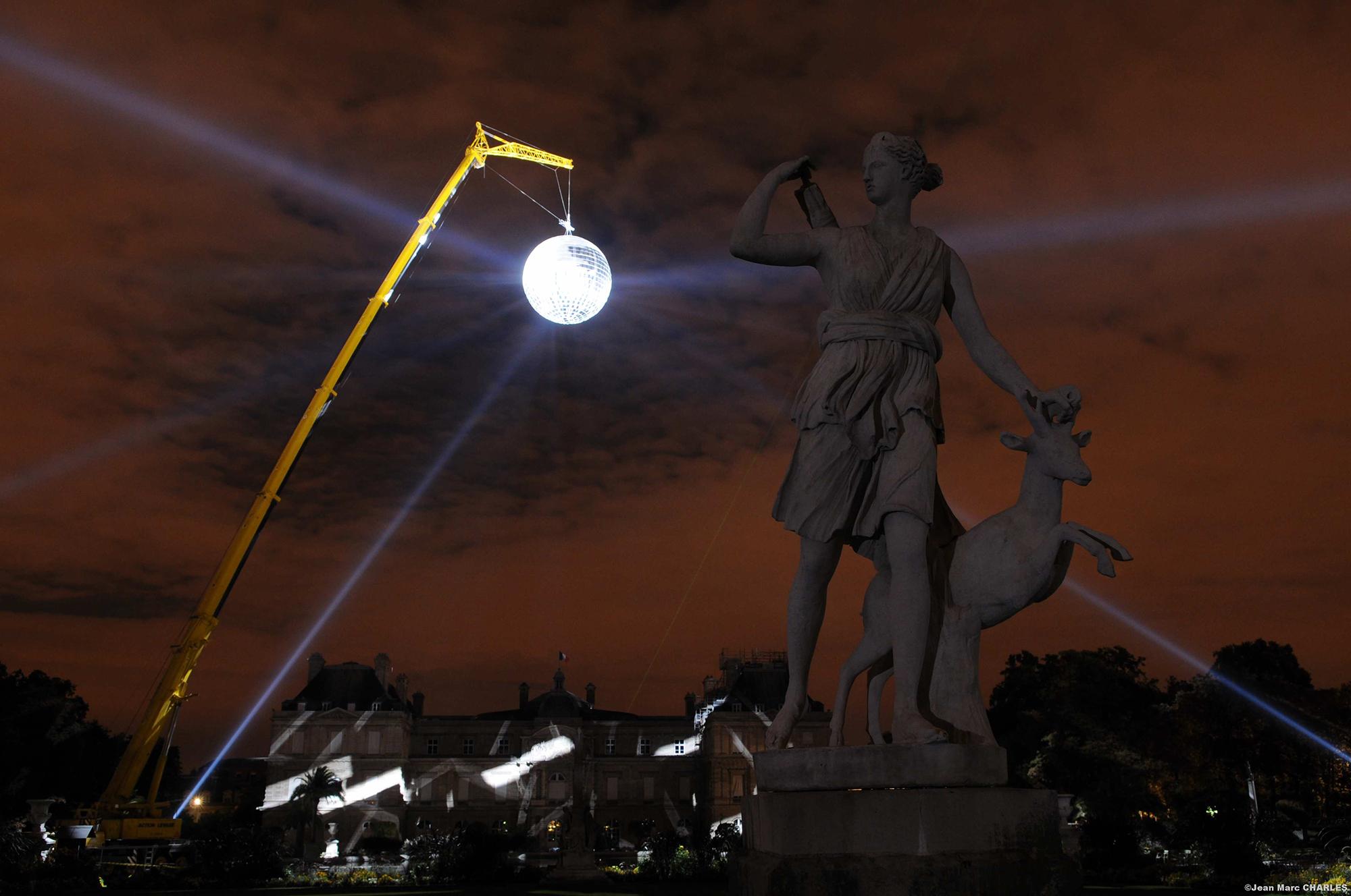 La Maitresse De La Tour Eiffel Michel De Broin